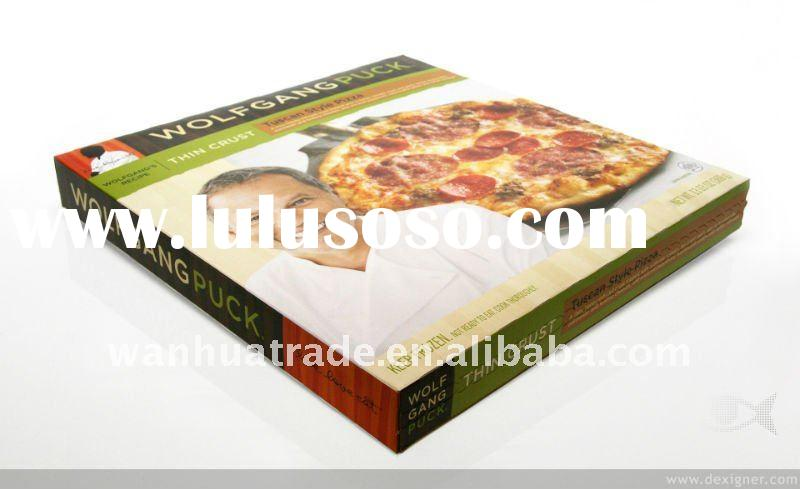 2012 products iso certified companies pizza box maker kraft foods pizza boxes for sale