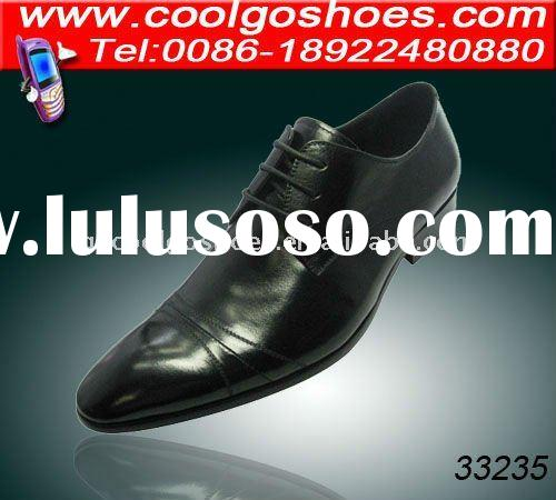 2012 spain design leather dress shoes for men