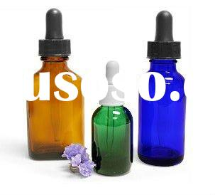 20ml Green Essential Oil Glass Bottles with dropper