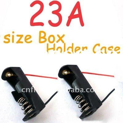 23A A23 Cell Battery 12V Clip Holder Box Case