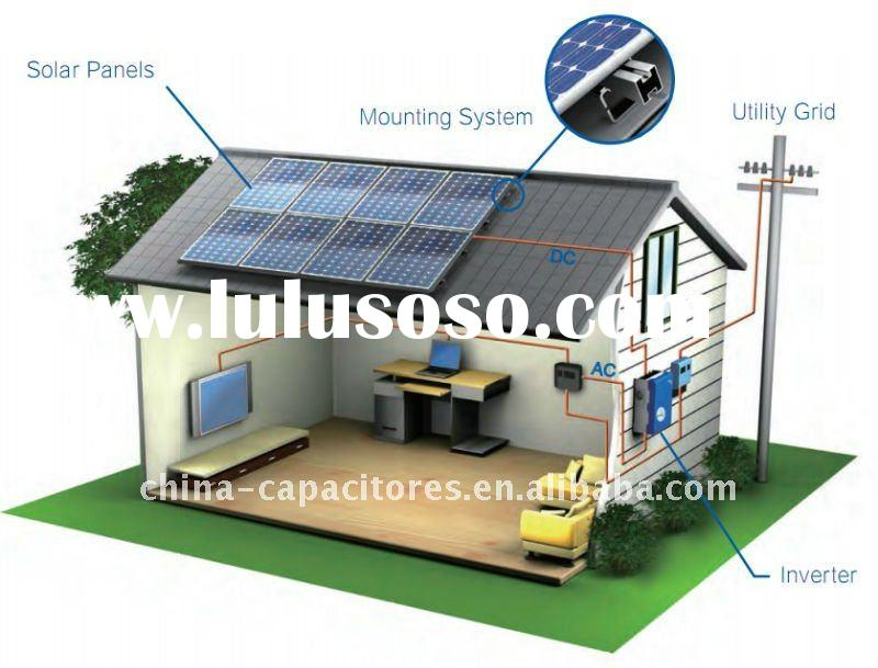Solar Electricity Home System Solar Electricity Home