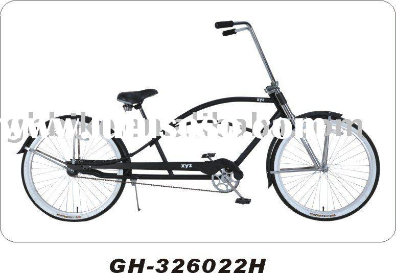 26'' low rider bicycle beach cruiser bicycle passed CE