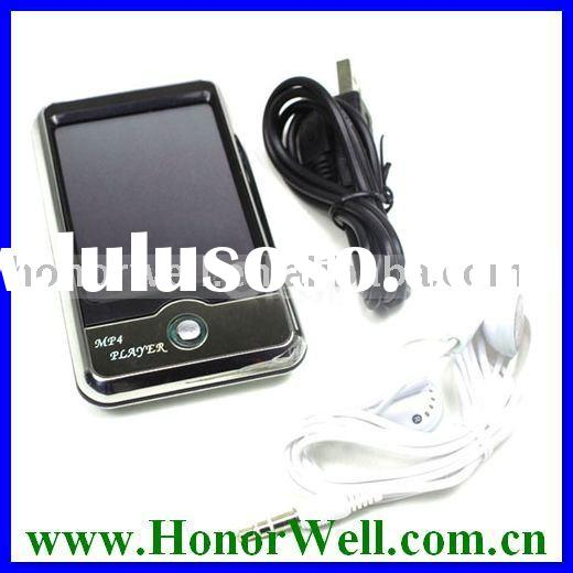 "2GB 2.8"" Touch Screen MP3 MP4 Player with FM Camera US"