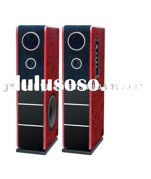 2.0 Active Speaker ( With wireless microphone)