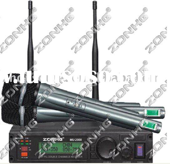 2*32/64/99 Channels ACT Wireless Conference Microphone