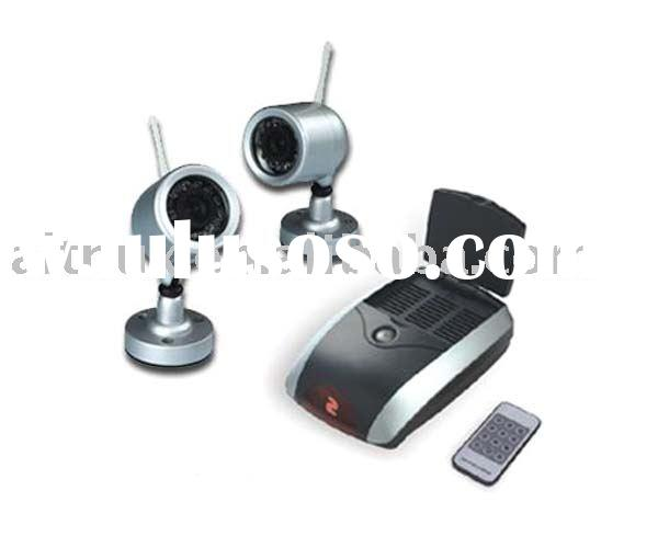 2.4GHz Wireless Camera Kits with waterproof and Night Vision RF28