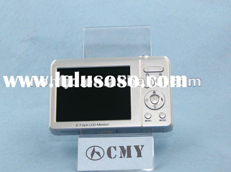 2.7 Inch'' TFT LCD Digital Camera with 12 mega pixel and CMOS sensor