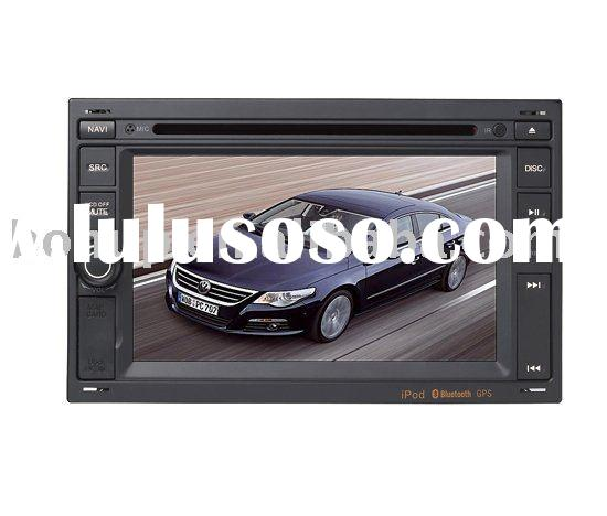 "2 din 7"" inch special car dvd player for Volkswagen passat. car dvd for VW passat with GPS. Who"
