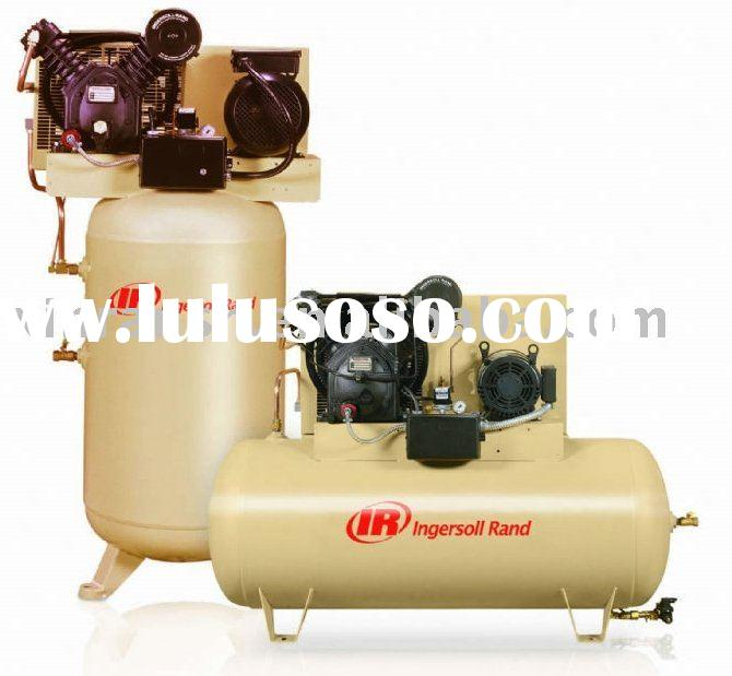 2-stage reciprocating air compressor,ingersoll rand