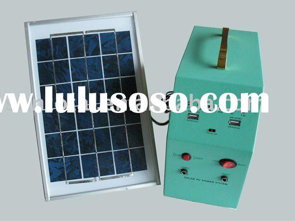 30W Portable Solar Power Generator STS030