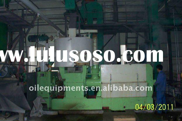 30-1500T/D Palm Kernel Oil Expeller Machine