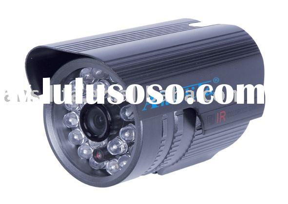 30m IR view distance 3.6mm Lens Water-resistant CCD IR Camera