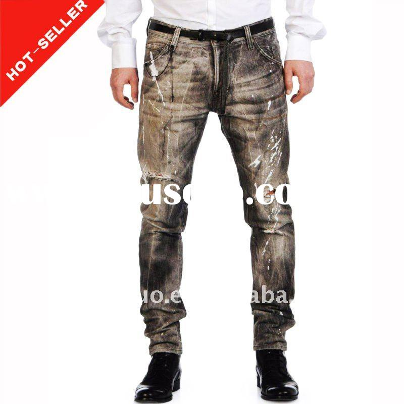 "34"" Straight Leg Brand Jeans Fashion in 2011"