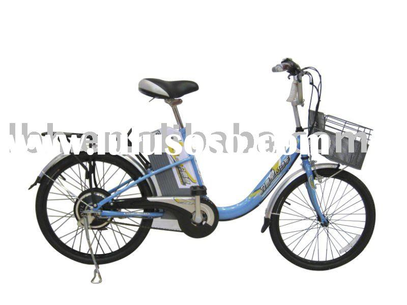 "36V Lead-acid Battery Steel 22"" Electric bicycle"
