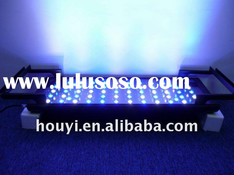 36inch 64x3w aquarium light remote control led light system
