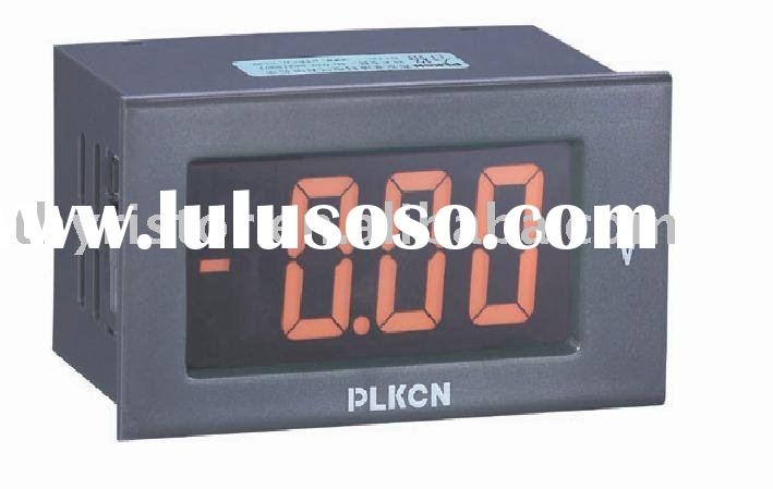 3 1/2 DIGITAL LCD DISPLAY VOLMETER AND AMMETER digital panel meter meters lcd meter