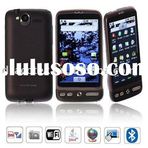 3.5'' A3(G7+) dual SIM Card Android 2.2 Wifi GPS FM Touch Screen Smart Cell Phone
