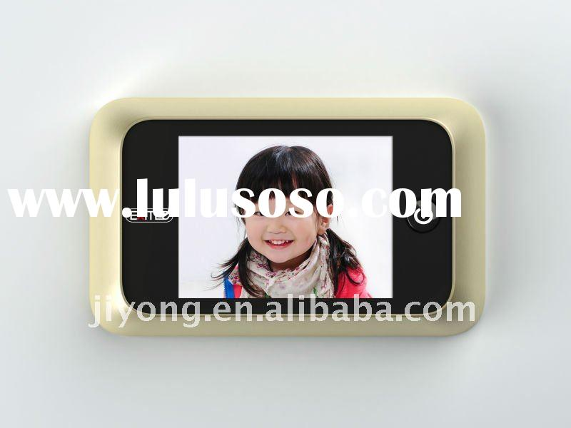 3.5 inch LCD Clear Image Digital Door eye viewer