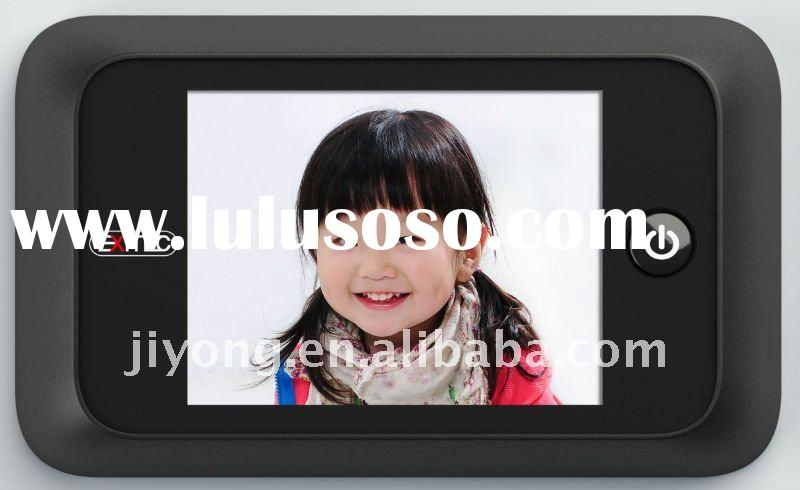 3.5 inch LCD Clear Image Door eye viewer