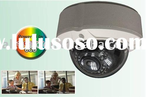 "3-Axis Vandal Proof IR Dome Camera 1/3"" CCD Camera/CCTV Camera LN60"