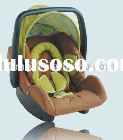 3 position adjustable handle infant car seat carrier with ECE R44/04