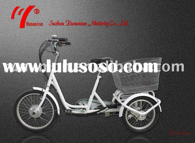 3 wheel chopper lifepo 4 bike battery electric tricycle electric bike