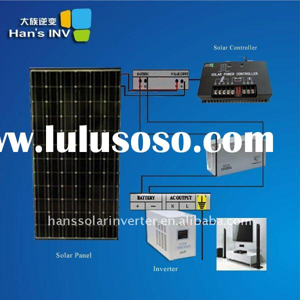 3kw solar power systems for home HI-S3000A