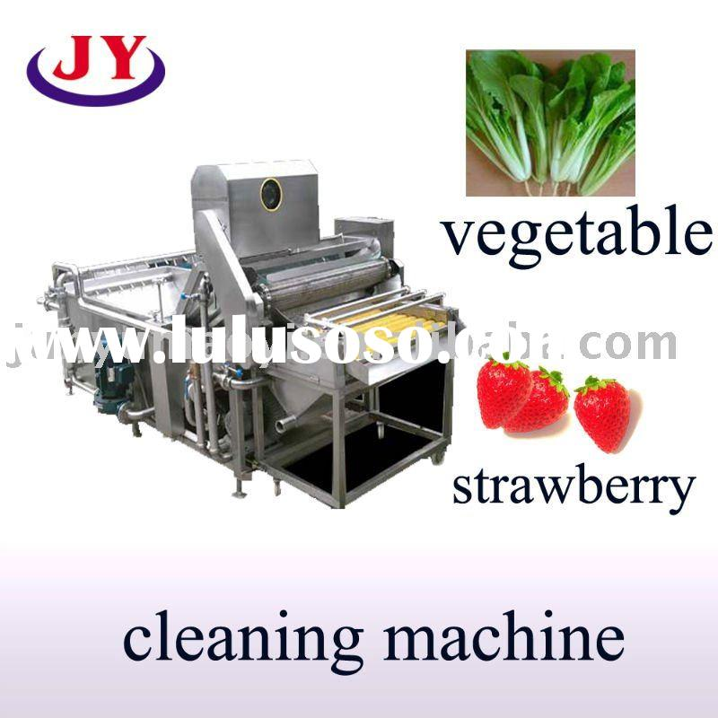 400 full-automatic industrial fruit washing machine