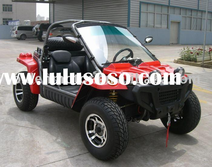 Motorcycle with go kart engine for Yamaha 400cc dune buggy