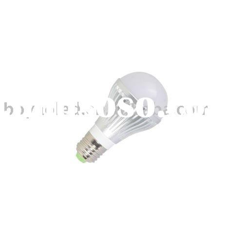 4W/5W E27 high power LED bulb globe bulbled lamp/Dimmable LED Bulb(CE,ROHS,3w/5w/6w/7w/9w/10w//12W15