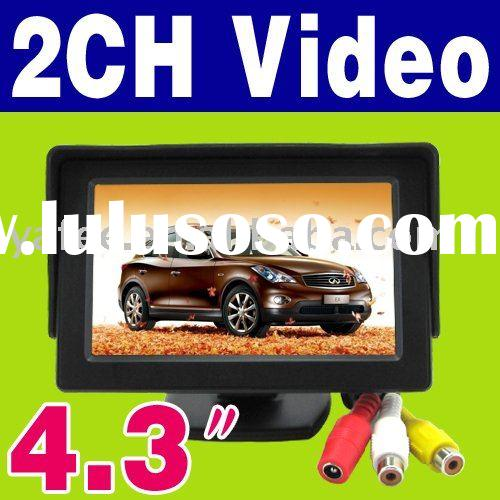 """4.3"""" Color TFT LCD Monitor"""