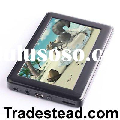 """4.3"""" Touch Screen Digital MP4 Player with Password Set"""