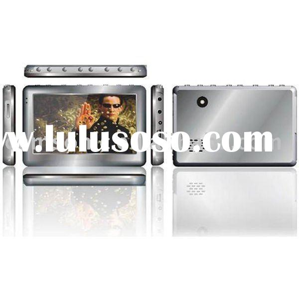 4.3 inch MP4 Player with card slot and speaker 1GB/2GB/4GB/8GB MP4/ MP5/ FM/ MTV/RM