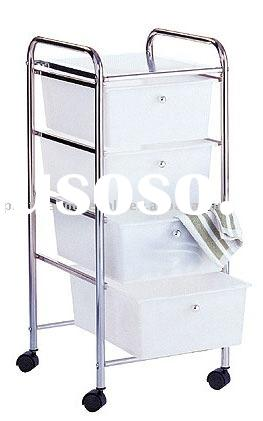 Storage carts on wheels with drawers best storage design for Bathroom cart on wheels
