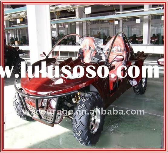 4 wheel drive 800cc goka adult electric car