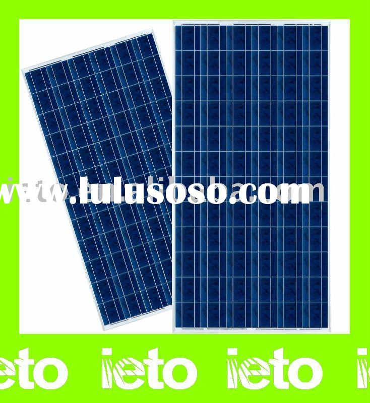 5000W solar panels for home use