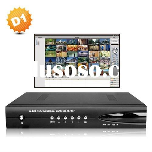 5004A-B 3G standalone cctv dvr with CMS software