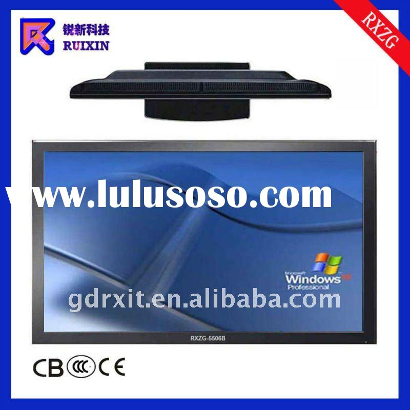 55'' LCD Touch Monitor with PC and TV(All in one)