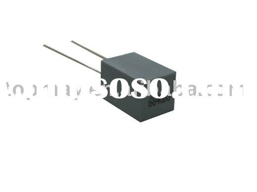 5mm Mini-Box Metalized Polyester Film Capacitor