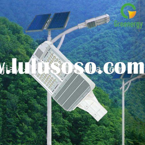 60W LED light 200W Solar Panel LED Solar Street light System
