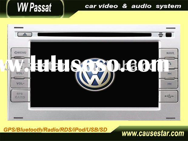 6.2 inch Car DVD Player For Volkswagen Passat with GPS