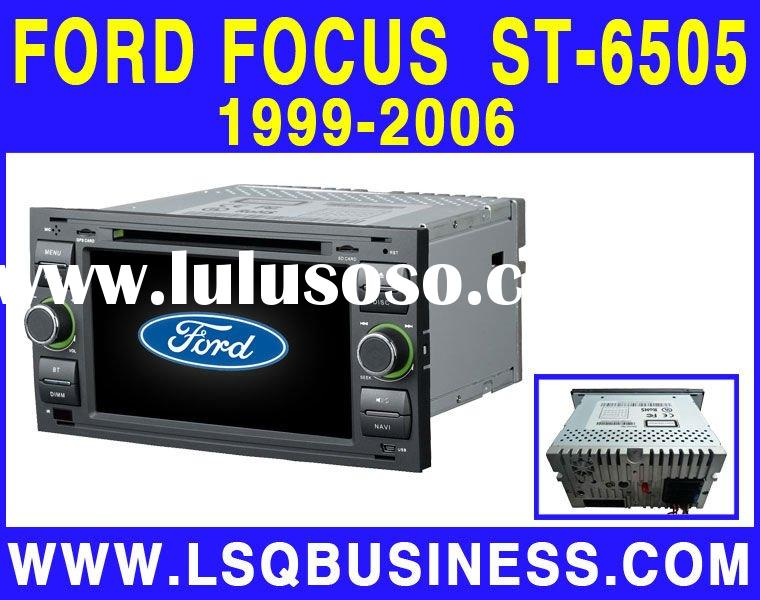 6.5 inch FORD FOCUS Car DVD Player with GPS system,button key colors can adjust
