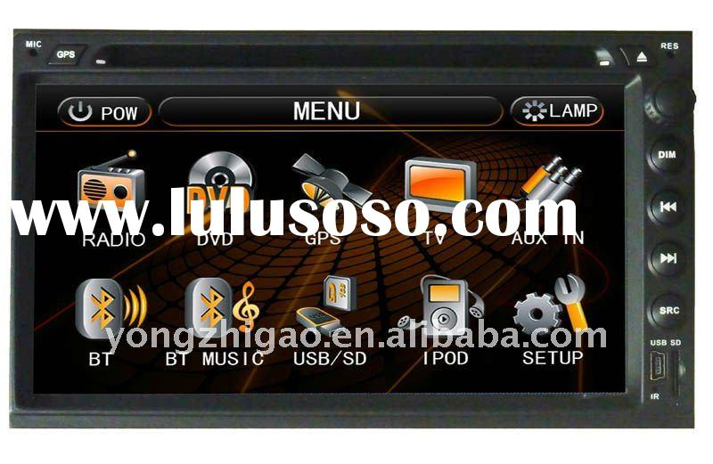 6.95 inch 2 din Car DVD Player with GPS/IPOD/bluetooth
