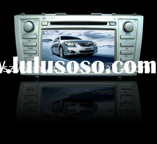 "7007 7"" Camry special Car DVD player gps with entertainment system"