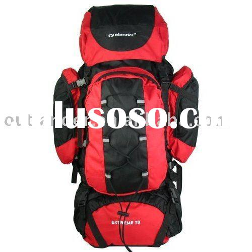 70 L hiking backpacks