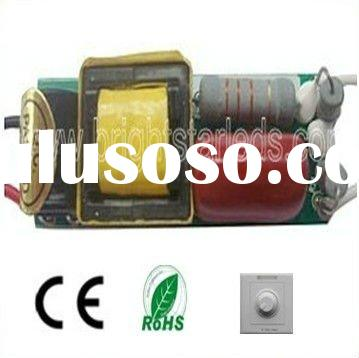 7W 350ma Triac dimmable led driver,transformer,power supply