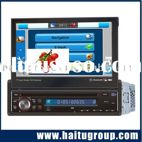 7'' TOUCH SCREEN DVD/MP3/CD Car Players GPS 1 Din
