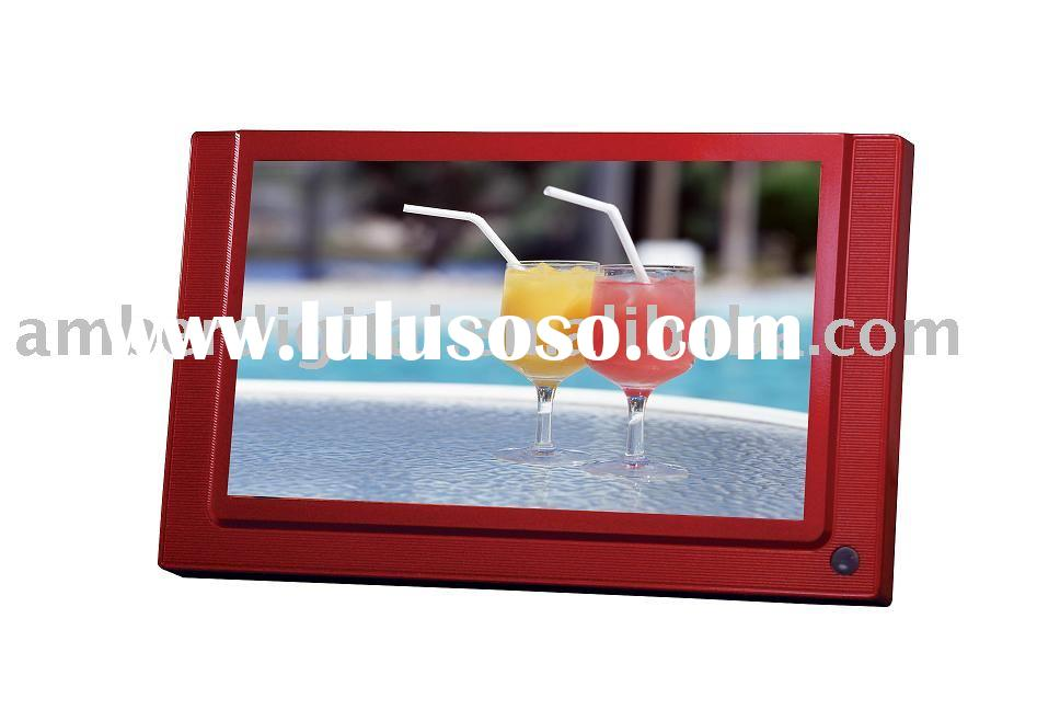 """7"""" in store screen for advertising , supermarket shelf advertising monitor, POS players."""