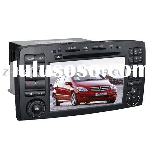 7 inch DVD Car Audio for Benz R300 with GPS,DVD,bluetooth,TV