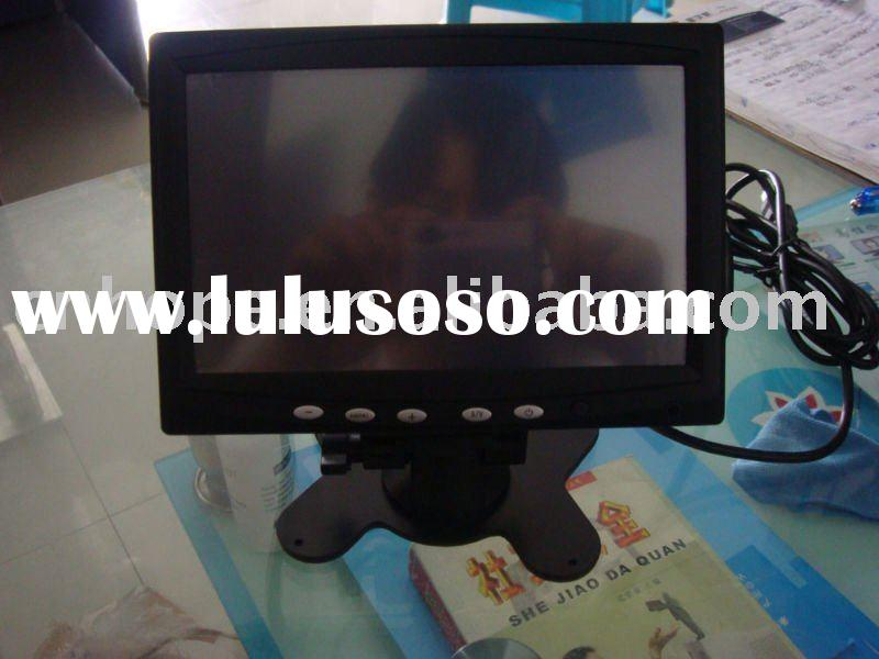 "7"" touch screen monitor"